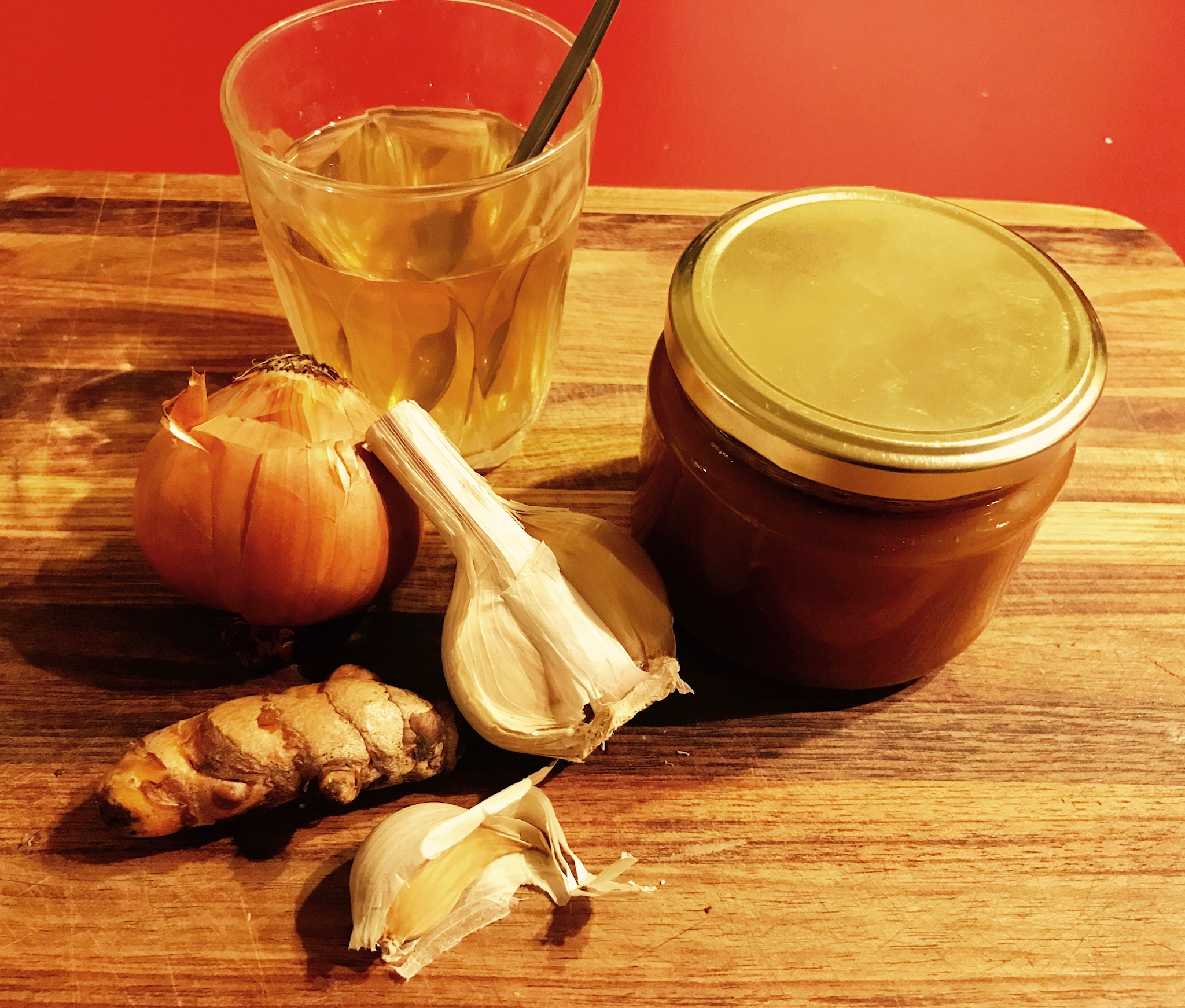 Amazing Home-Made Cough Elixir