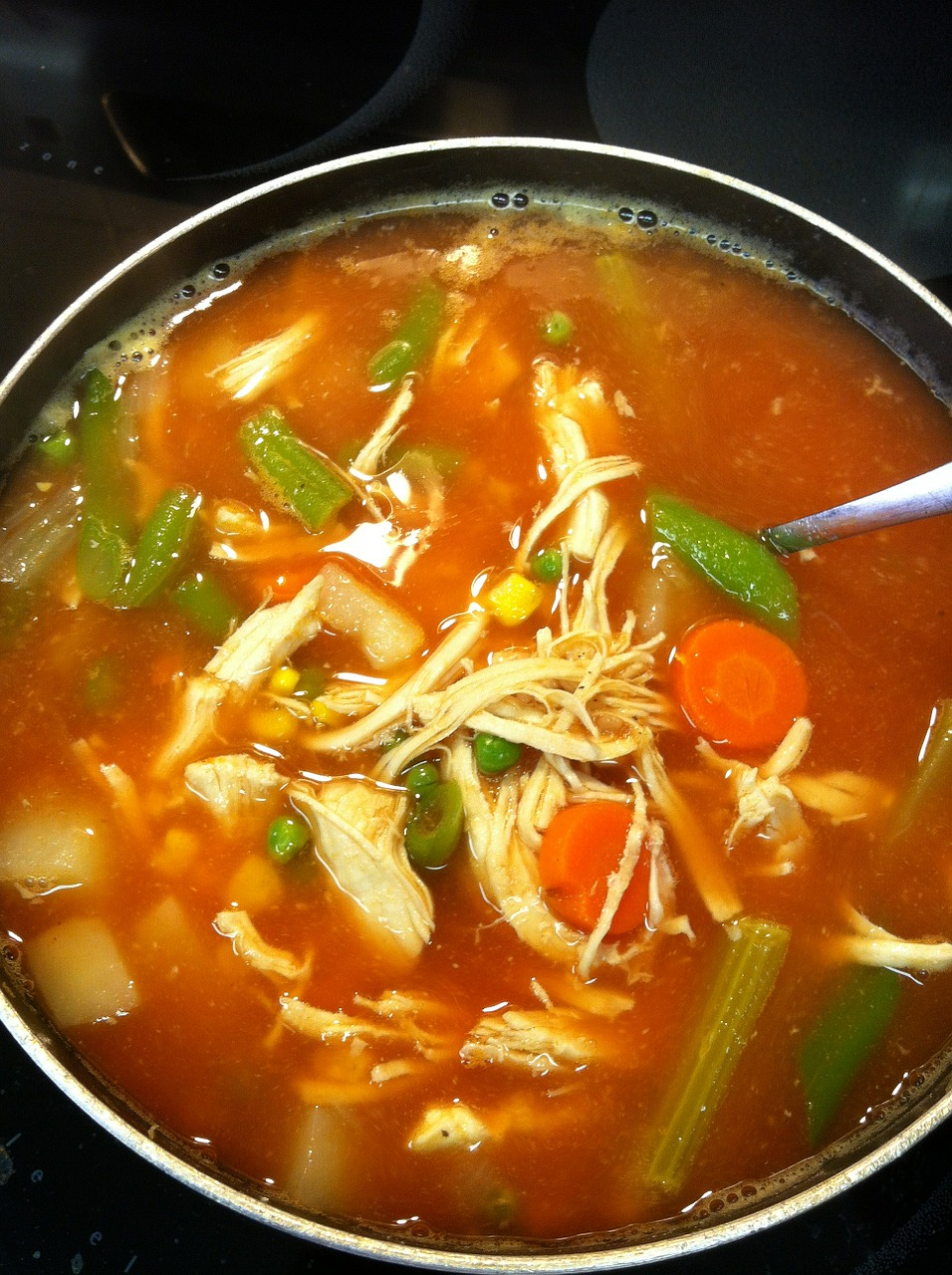 Chicken Broth Low Allergy, Low Salicylate and Low Amines